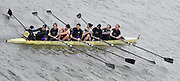 London, Great Britain.<br /> Masters Novice winner, Team Kearne, competing at the  2016 Veterans&rsquo; Head of the River Race, Reverse Championship Course Mortlake to Putney. River Thames. Sunday  20/03/2016<br /> <br /> [Mandatory Credit: Peter SPURRIER;Intersport images]