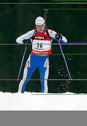 Janez Maric has job at Slovenian army.  (Photo by Vid Ponikvar / Sportal Images)