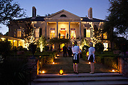 """Freedom Ride"" opera patron party and premiere at Longue Vue House & Gardens"