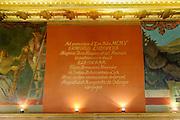 im Hochzeitsturm, Mathildenhöhe, Jugendstil, Darmstadt, Hessen, Deutschland | Centre of Art Noveau on Mathildenhoehe, Darmstadt, Germany