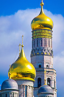 Cathedral of the Archangel, The Kremlin, Moscow, Russia