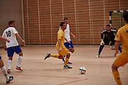 28.7.2015, EMG. Futsal Australia vs. Finland, first Game of the Maccabiah