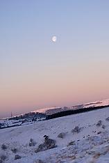Peak District Winter