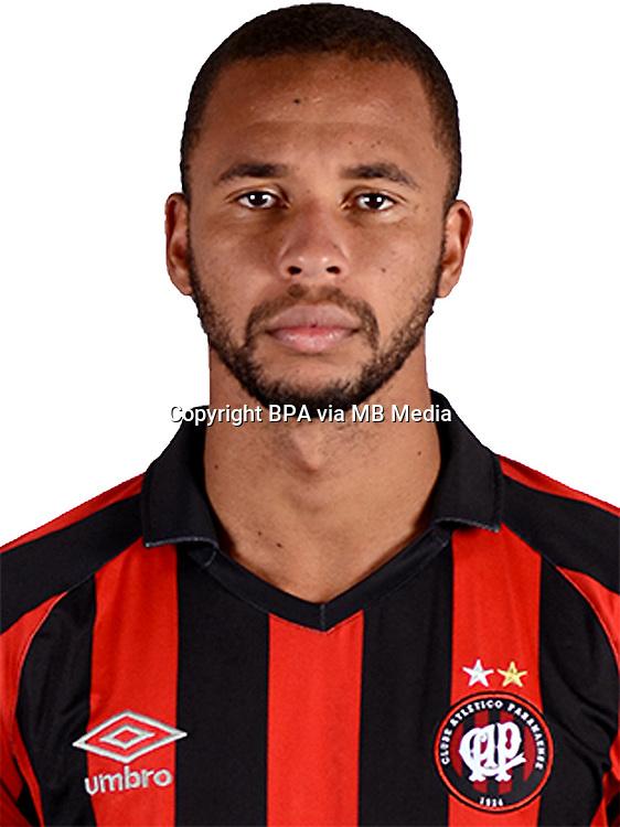 Brazilian Football League Serie A / <br /> ( Clube Atletico Paranaense ) - <br /> Hernani Azevedo Junior &quot; Hernani &quot;