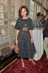 ANNA FRIEL at the Audi Ballet Evening at The Royal Opera House, Covent Garden, London on 23rd April 2015.
