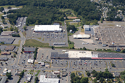 Aerial Photograph of BJ's Wholesale Club, 75 Spring Street, Southington, CT 06489 and it's surroundings   3 September 2012