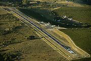 Oliveira_MG, Brasil...Aereas da conclusao da obra do Aeroporto de Oliveira...The construction of the Oliveira airport...Foto: BRUNO MAGALHAES /  NITRO
