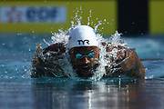 Mehdy Metella (FRA) competes on Men's 100 m Butterfly during the French Open 2018, at Aquatic Center Odyssée in Chartres, France on July 7th to 8th, 2018 - Photo Stephane Kempinaire / KMSP / ProSportsImages / DPPI
