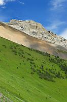 Sylvan Pass, Height-of-the-Rockies Provincial Park British Columbia Canada