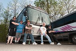RoundTrip Band Promo
