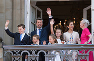 Crown Prince Frederik's 50th Birthday 2