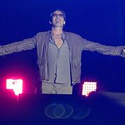 Concert de Florent pagny aux francofolies de La Rochelle 2015