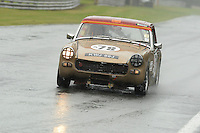 #78 Ian Wright MG Midget during the MGCC Cockshoot Cup at Oulton Park, Little Budworth, Cheshire, United Kingdom. September 03 2016. World Copyright Peter Taylor/PSP.