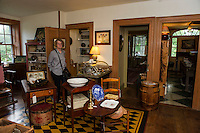 Four Corners Brick House antiques.  Karen Bobotas for the Laconia Daily Sun