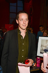 EDWARD LYTTON COBBOLD at Models and Mothers Private View, a photographic exhibition in aid of Breakthrough Breast Cancer held at The Gilbert Scott, St Pancras Renaissance Hotel, London, NW1 on 7th October 2013.