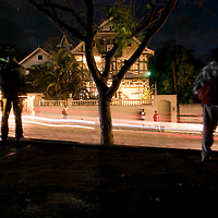 Kinam Hotel, Petion-ville, Haiti. Photo by Ben Depp 1.19.2009