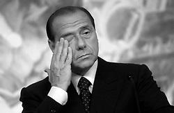 Silvio Berlusconi, Italy's former prime minister. (Photo © Jock Fistick)