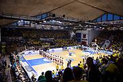 DESCRIZIONE : Cremona Lega A 2015-16 Play Off gara 2 Vanoli Cremona Umana Reyer Venezia <br /> GIOCATORE : Vanoli Cremona Umana Reyer Venezia<br /> CATEGORIA :  Panoramica Inno Nazionale<br /> SQUADRA : Vanoli Cremona Umana Reyer Venezia<br /> EVENTO : Campionato Lega A 2015-2016 GARA : Vanoli Cremona vs Umana Reyer Play Off gara 2<br /> DATA : 10/05/2016 <br /> SPORT : Pallacanestro <br /> AUTORE : Agenzia Ciamillo-Castoria/I.Mancini<br /> Galleria : Lega Basket A 2015-2016 Fotonotizia : Cremona Lega A 2015-16 PlayOff Gara 2  Vanoli Cremona Umana Reyer Venezia