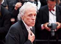 Director Abel Ferrara at the La Belle Epoque gala screening at the 72nd Cannes Film Festival Monday 20th May 2019, Cannes, France. Photo credit: Doreen Kennedy
