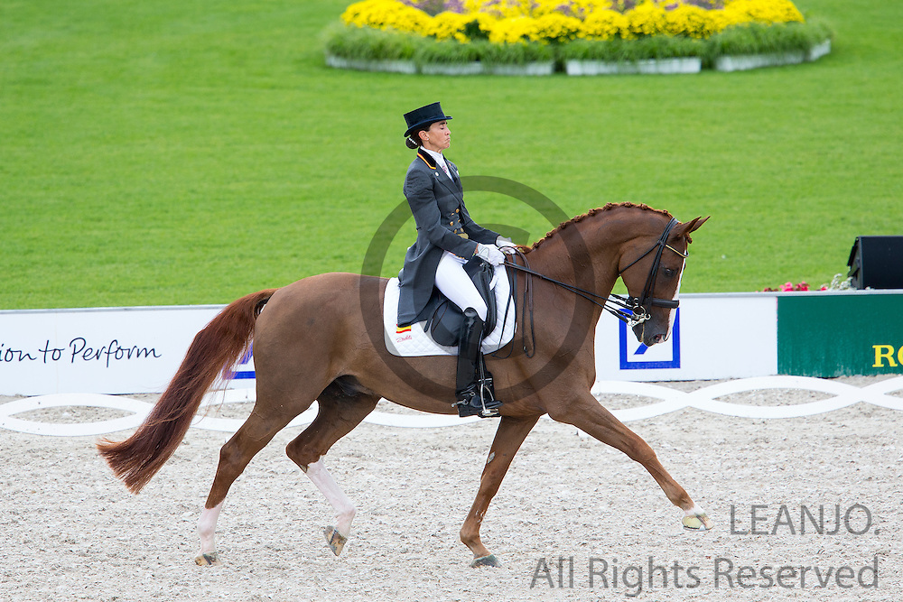 Beatriz Ferrer Salat - Delgado<br /> FEI European Championships Aachen 2015<br /> &copy; DigiShots