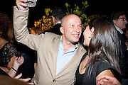 ART BASEL DIRECTOR SAM KELLER, Jay Jopling hosts a party at Soho House. Miami Beach. Miami art Basel. 30 November 2010. -DO NOT ARCHIVE-© Copyright Photograph by Dafydd Jones. 248 Clapham Rd. London SW9 0PZ. Tel 0207 820 0771. www.dafjones.com.