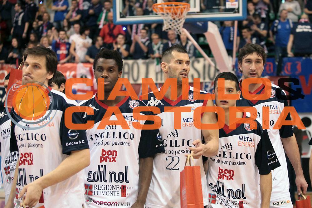 DESCRIZIONE : Biella Lega A 2010-11 Angelico Biella Montepaschi Siena<br /> GIOCATORE : Team<br /> SQUADRA : Angelico Biella<br /> EVENTO : Campionato Lega A 2010-2011<br /> GARA : Angelico Biella Montepaschi Siena<br /> DATA : 06/03/2011<br /> CATEGORIA : <br /> SPORT : Pallacanestro<br /> AUTORE : Agenzia Ciamillo-Castoria/S.Ceretti<br /> Galleria : Lega Basket A 2010-2011<br /> Fotonotizia : Biella Lega A 2010-11 Angelico Biella Montepaschi Siena<br /> Predefinita :