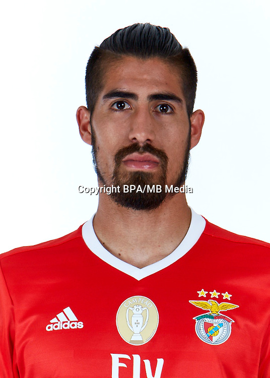 Portugal - Primera Liga NOS 2016-2017 /  <br /> ( Sl Benfica ) - <br /> Oscar Junior Benitez