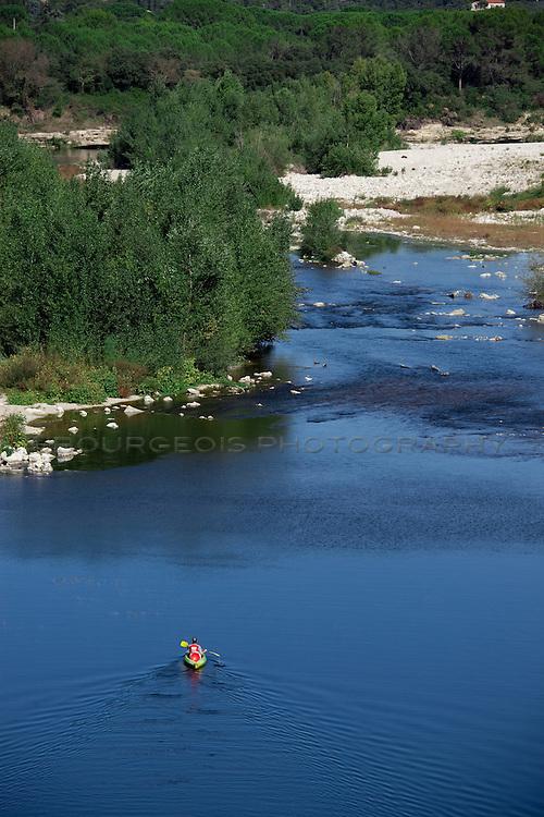 Kayaking in Europe