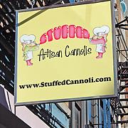 Stuffed Artisan Cannolis
