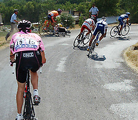 SYKKEL - TOUR DE FRANCE 2003 - STEP9 - BOURG D'OISANS > GAP - 14072003 - PHOTO: CROSNIER MILLEREAU / DPPI / DIGITALSPORT<br />