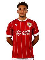 Freddie Hinds of Bristol City  - Mandatory by-line: Matt McNulty/JMP - 01/08/2017 - FOOTBALL - Ashton Gate - Bristol, England - Bristol City Headshots