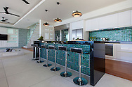 Kitchen at Lime Villa 4, a luxury private, ocean view villa, Koh Samui, Surat Thani, Thailand