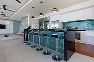 Kitchen at Lime Villa 4, a luxury private, ocean view villa, Koh Samui, Surat Thani, Thailand