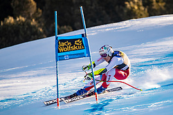 29.12.2018, Stelvio, Bormio, ITA, FIS Weltcup Ski Alpin, SuperG, Herren, im Bild Marco Odermatt (SUI) // Marco Odermatt of Switzerland in action during his run in the men's Super-G of FIS ski alpine world cup at the Stelvio in Bormio, Italy on 2018/12/29. EXPA Pictures © 2019, PhotoCredit: EXPA/ Johann Groder