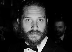 Actor Tom Hardy and girlfriend Rachel Speed leaving the red carpet of Lawless at  Cannes film festival on Saturday, May 19th  2012 Photo Ki Price. Photo by: Ki Price / i-Images<br /> File Photo : Tom Hardy in talks to play both Kray Twins.<br /> Tom Hardy is rumoured to be in line to play the notorious Kray twins, Reginald and Ronald, in an upcoming biopic.<br /> Photo filed Tuesday 25th Feb 2014.