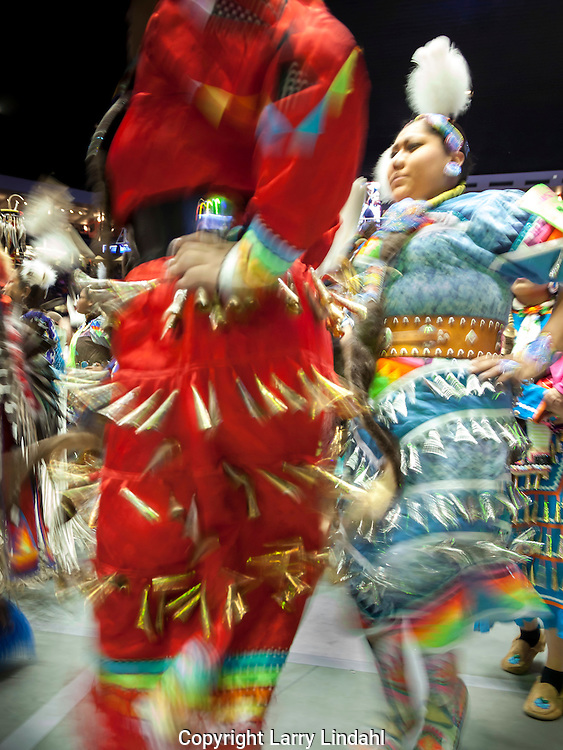 Gathering of Nations, Albuquerque, New Mexico, Pow wow, dancer, Native American, Indian,