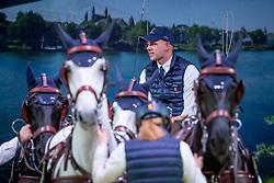 Geerts Glenn, BEL, Maestoso LI 10, Maestoso XLV 3, Maestoso XLV1, Neapolitano Nador<br /> JIM Maastricht 2018<br /> © Hippo Foto - Dirk Caremans<br /> 25/11/2018