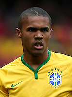 "Conmebol - Copa America CHILE 2015 / <br /> Brazil National Team - Preview Set // <br /> Douglas Costa de Souza "" Douglas Costa """
