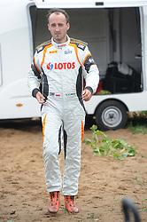 30.06.2015, Pasym, POL, FIA, WRC, Ralley Polen, Training, im Bild ROBERT KUBICA I PILOT MACIEJ SZCZEPANIAK TESTUJA SAMOCHOD FORD FIESTA // during a trainingssession of FIA, WRC Poland Ralley at Pasym, Poland on 2015/06/30. EXPA Pictures © 2015, PhotoCredit: EXPA/ Newspix/ Bogdan Hrywniak<br /> <br /> *****ATTENTION - for AUT, SLO, CRO, SRB, BIH, MAZ, TUR, SUI, SWE only*****