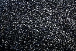 SPAIN GIJON 3OCT08 - Close-up view of coal unloaded from bulk carriers in the port of Gijon, northern Spain.....jre/Photo by Jiri Rezac....© Jiri Rezac 2008....Contact: +44 (0) 7050 110 417..Mobile:  +44 (0) 7801 337 683..Office:  +44 (0) 20 8968 9635....Email:   jiri@jirirezac.com..Web:    www.jirirezac.com....All images © Jiri Rezac 2008. All rights reserved.