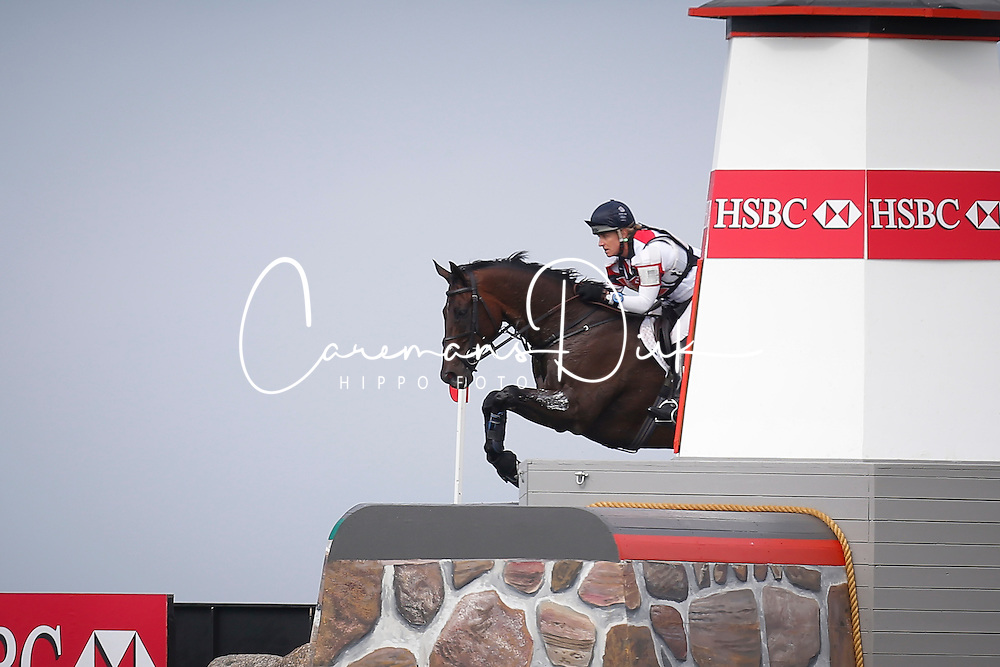 Cook Kristina (GBR) - Miners Frolic <br /> Cross<br /> HSBC FEI European Championships Eventing - Malm&Atilde;&para; 2013<br /> &Acirc;&copy; Dirk Caremans