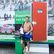 NLD/Amsterdam/20170903 - Amsterdam City Swim 2017, Niek van der Bruggen