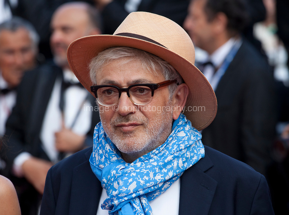 Director Elia Suleiman at the closing ceremony and The Specials film gala screening at the 72nd Cannes Film Festival Saturday 25th May 2019, Cannes, France. Photo credit: Doreen Kennedy