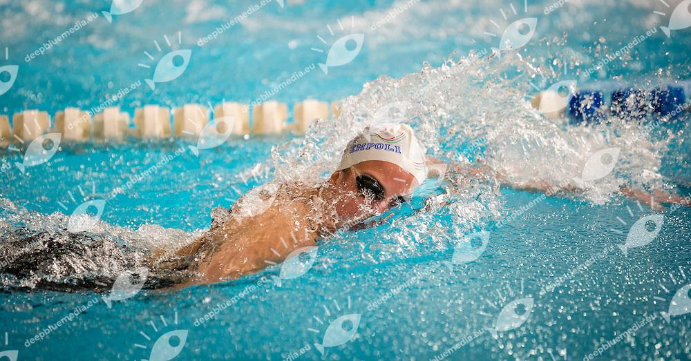 TADDEUCCI Ginevra - Team Nuoto Toscana Empoli <br /> 400m Free Style Women<br /> IV Trofeo Citta di Milano Swimming Nuoto<br /> Day02 - 8 March 2014<br /> D. Samuele Swimming Pool<br /> Milano Italy<br /> Photo P.Mesiano/Deepbluemedia/Inside
