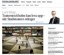 Svenska Dagbladet ; Stockholm