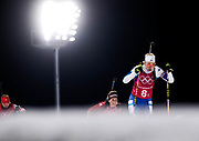 PYEONGCHANG-GUN, SOUTH KOREA - FEBRUARY 20: Laura Toivanen of Finland during the Biathlon 2x6km Women + 2x7.5km Men Mixed Relay at Alpensia Biathlon Centre on February 20, 2018 in Pyeongchang-gun, South Korea. Foto: Nils Petter Nilsson/Ombrello                    ***BETALBILD***