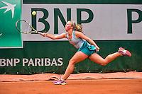 Emily ARBUTHNOTT - 02.06.2015 - Jour 10 -Roland Garros 2015<br /> Photo : David Winter / Icon Sport