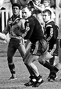 New Zealand Kiwis Rugby League players Adrian Shelford and Wayne Wallace.<br /> Copyright photo: Norman Smith / www.photosport.co.nz