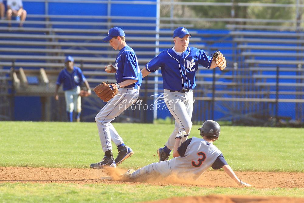 MCHS JV Baseball.vs Orange.4/12/08