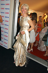 EMMA THOMPSON at the 2006 Glamour Women of the Year Awards 2006 held in Berkeley Square Gardens, London W1 on 6th June 2006.<br />